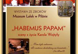 Wystawa o Karolu Wojtyle w muzeum