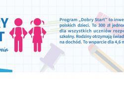 Dobry Start: złóż wniosek elektronicznie – nie stój w kolejce!