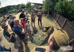 Piknik Militarny w Skansenie Rzeki Pilicy